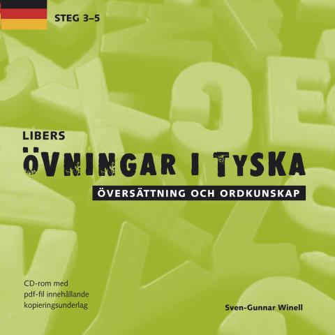 Libers övningar i tyska: Översättning och ordkunskap - Steg 3-5