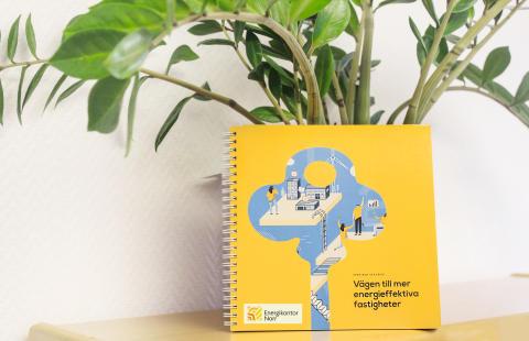 Ny bok vill inspirera till samverkan kring energieffektivisering