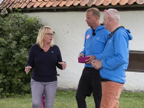 Sverigedemokraternas talesperson i funktionshinderfrågor:  Det behövs olika typer av LSS-boenden!