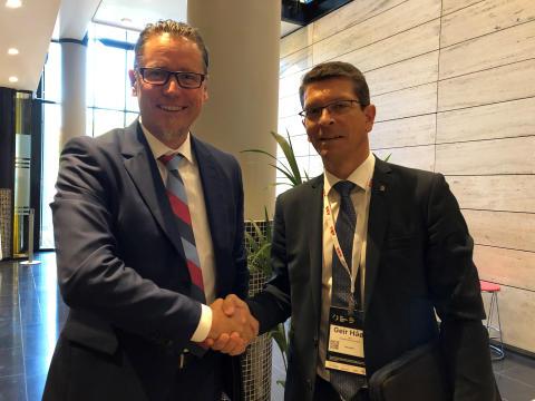 KONGSBERG and DNV GL team up for maritime digitalization