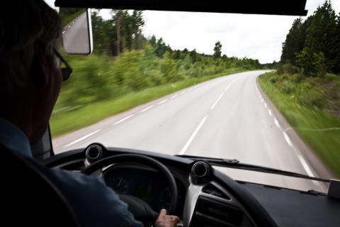 Hogias integration med Rakel erbjuder trafiksäkrare bussresor