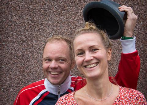 Olof och Sofia Wretling kommer till Örebro länsteater