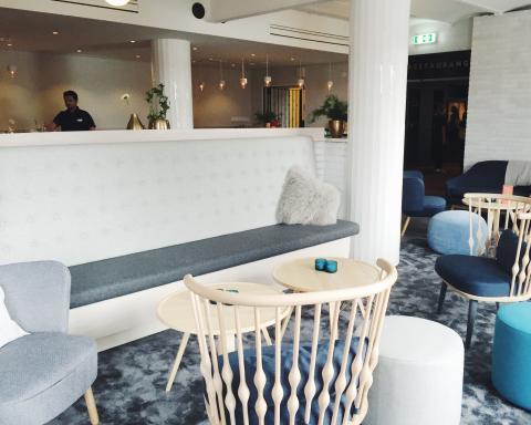 Invigning i helgen av Restaurang Waterfront