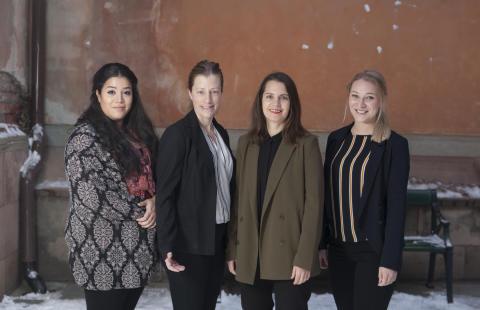 Stockholms stift får fyra nya präster på söndag