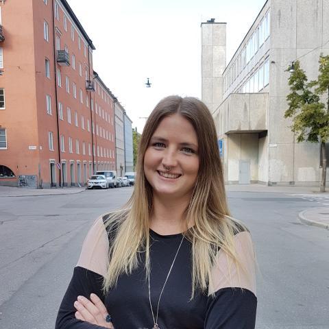 Ny kommunikatör & administratör på Hiv-Sverige