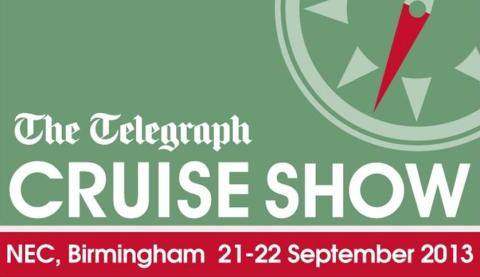 Learn all about the 'Fred. Olsen Cruise Lines' difference'   at the Birmingham Telegraph CRUISE Show 2013