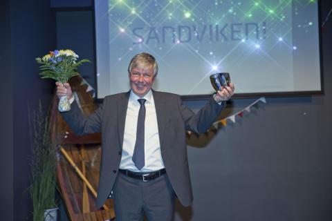 Kenneth Larsson Bil AB Sandviken är årets Hyundai-återförsäljare