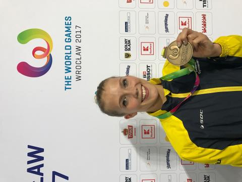 World Games, Lina Sjöberg 4
