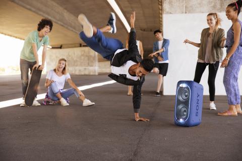 Портативные аудиосистемы GTK-XB90 и GTK-XB60 скоро появятся в продаже в России