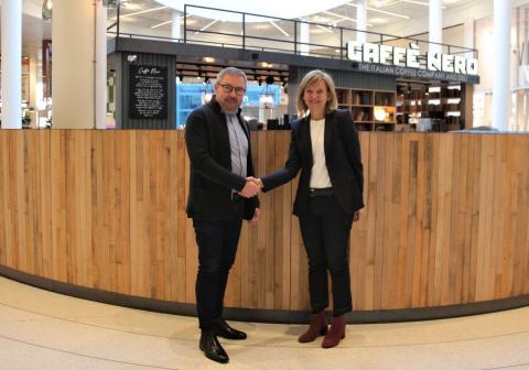 Väla bygger Sveriges första virtuella kraftverk i samarbete med Siemens