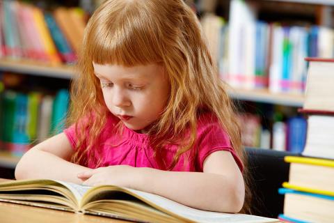 Först i Sverige med bibliotek på alla förskolor