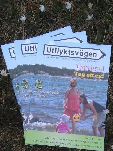 Utflyktsvägen och Föreningen Gröna Kusten finns med i direktsändning i P4 Sörmland, tisdag Kl. 17.00,