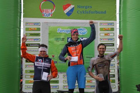 Furusjøen Rundt 2016 M Senior Pall