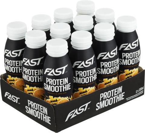 Proteinsmoothie Mango-Apelsin 12x330ml