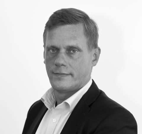 Jørgen Lorentzen ny Canon Business Center Manager i Bergen