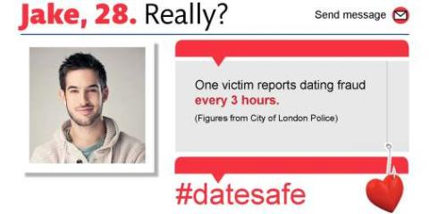 Met supports UK's first dating fraud partnership