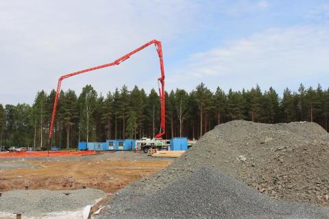 Sista delen i upphandlingen klar för Lidköping Elnäts nya mottagningsstation Ekestubben