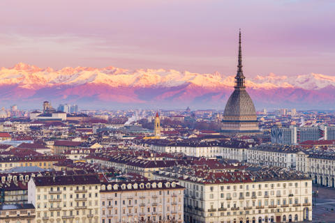 Premiere for non-stop service with Blue Air to Turin from Stockholm Arlanda