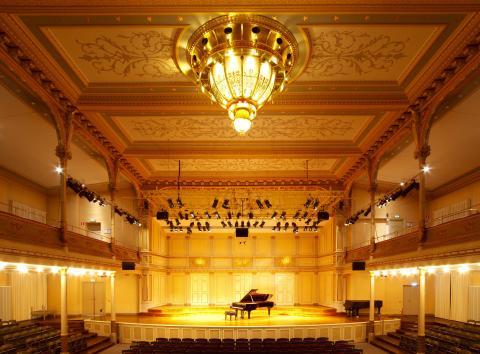 Nya klanger från Nybrokajen – Statens Fastighetsverk upplåter konserthuset för det fria musiklivets visioner