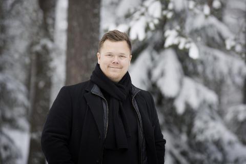 Tomas Blomster ny regionchef för Företagarna i Norrbotten