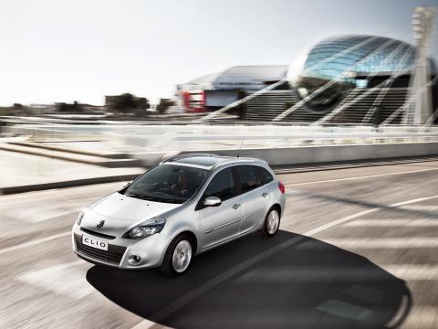 Skandaløst billig Renault Clio