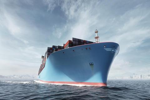 Göteborgs Hamn välkomnar världens största containerfartyg
