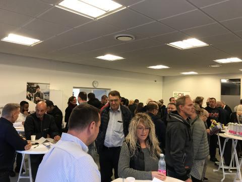 Jobmesse i Odense hjalp ledige i arbejde