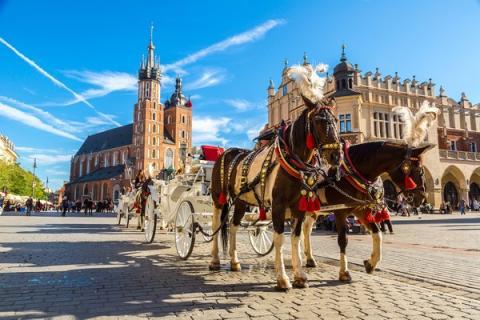 Nyhet! Direktflyg till Krakow från Jönköping