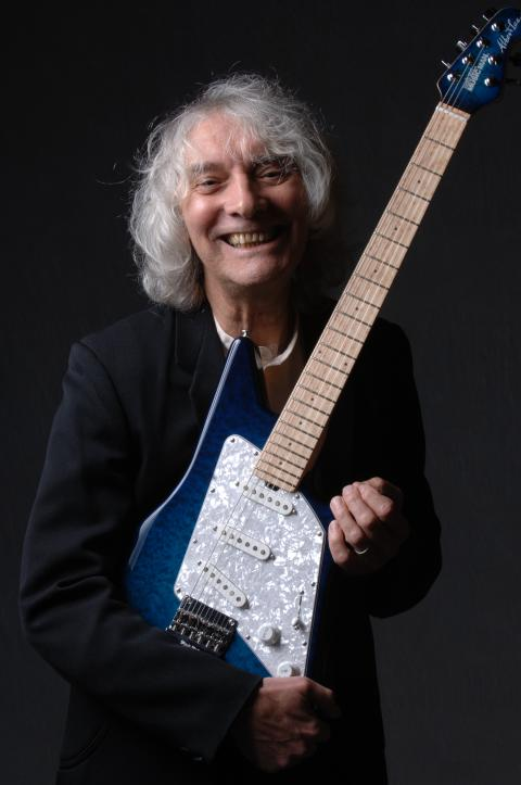 Rock legendaren AlBERT LEE till Uppsala Internationella Gitarrfestival