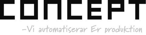 Concept Sweden AB - ingenjörskonst inom automation - nu ISO-certifierade miljö och kvalitet