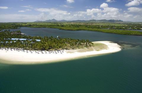 Mauritius_Luftaufnahme OneandOnly Le Saint Géran©MTPA_Bamba