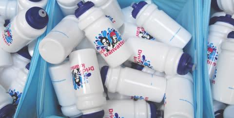 Drick kranvatten-premiär i Burlöv