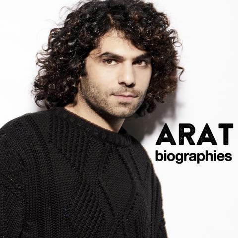 """Multikonstnären ARAT  debuterar med singeln """"biographies"""""""