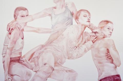 Maria Nordin tilldelas Beckers konstnärsstipendium 2011