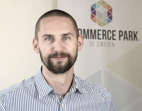 Rikard Axelsson. E-commerce Park of Sweden
