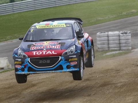 Team Peugeot-Hansen Kanada