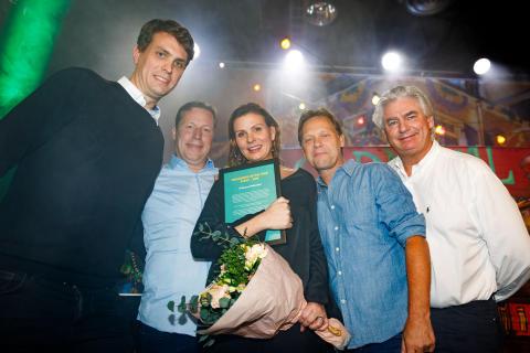 O'Learys Halmstad – Årets Franchisetagare 2018 kategori Event