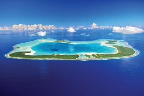 Nyhet! Øko-luksus i Stillehavet på Marlon Brandos paradisøy