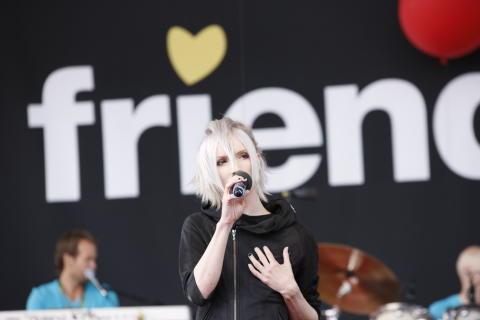 YOHIO på Friends på Skansen 2013