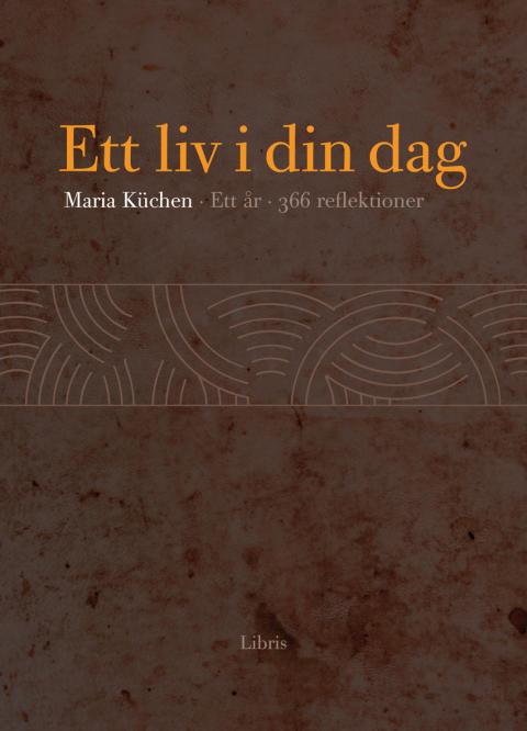 Pressmeddelande från Libris förlag: Maria Küchen skriver andaktsbok