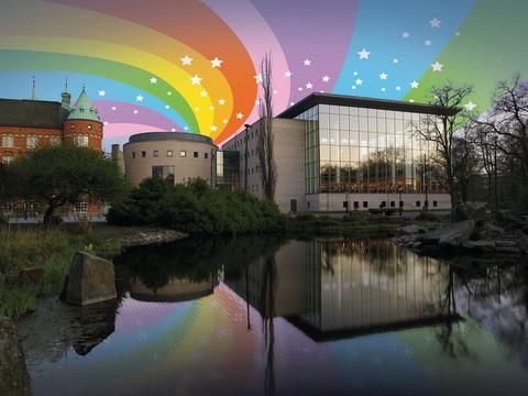 Stadsbiblioteket öppet längre på helgerna