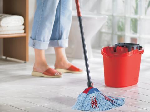 Älä kierrätä likaa – Siivoa vain puhtailla ja hygieenisillä välineillä