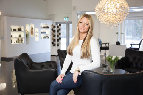 Rapunzel of Swedens grundare Ida Backlund kan bli årets Affärsnätverkare
