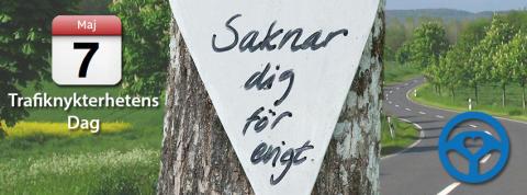 Växjö: Riksmanifestation, Trafiknykterhetens Dag 2014