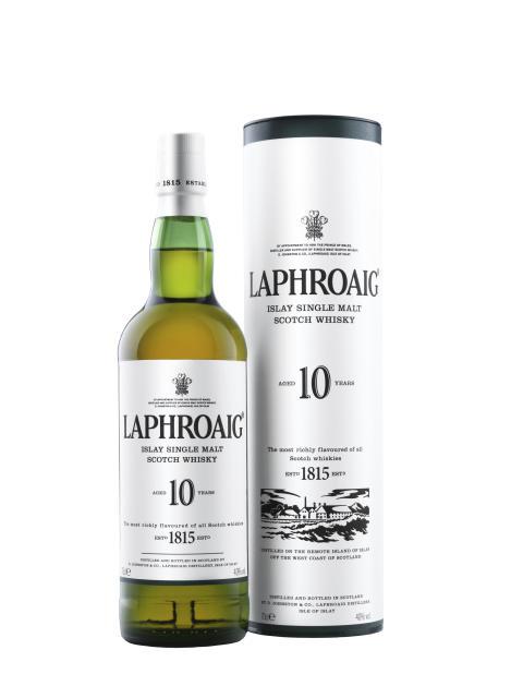 Laphroaig 10 YO vinnare på Stockholm Beer & Whisky Festival