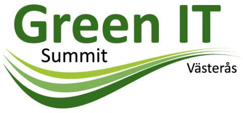 Gröna IT frågor - hett ämne på Green IT Summit i Västerås
