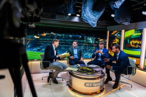BT launches competition to find innovative ideas around sports media