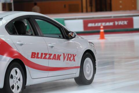 Blizzak-talvirenkaat Pyeongchangin talviolympialaisissa