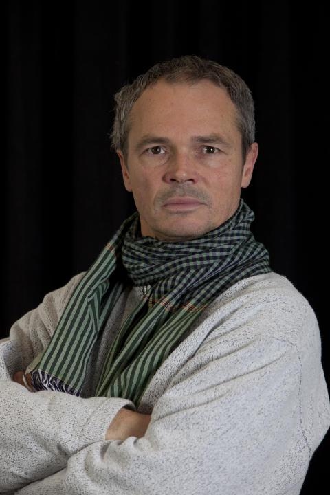 Jean Baptiste Bernadotte spelas av Jörgen Düberg