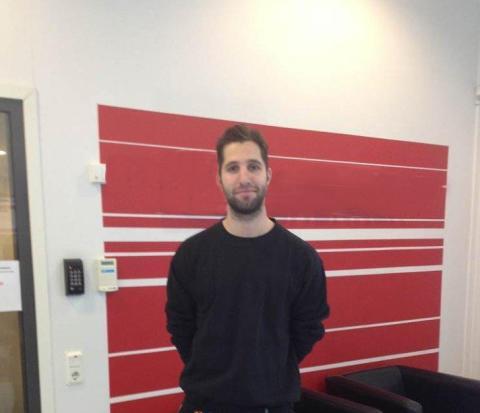 Utan bemanningsbranschen skulle fler känna sig otrygga, säger Patrik 24 år